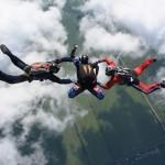 Прыжки с парашютом в Новосибирске