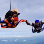 К нам приезжала прыгать Ольга Вилухина и Мария Байдина!