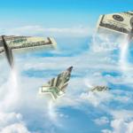 Изменение цен на прыжки с парашютом